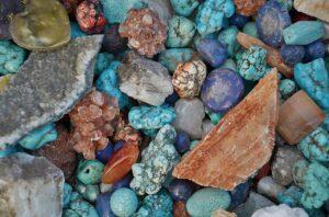 Efterårs krystaller
