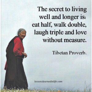 Tibetansk livsord
